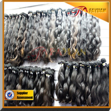 Guangzhou hair manufacturer 2015 new creative hair product unprocessed remy virgin hair brazilian