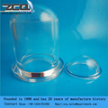 sio2 liquid glass glass dome