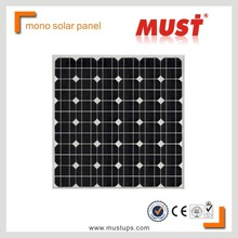 MUST Solar System/Plant 250w mono solar panel for sell solar panels solar system