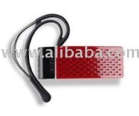 Jawbone Bluetooth Headset With Noise Assassin-Red (Jawbone II)