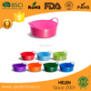 High Quality Plastic Wholesale plastic ice cream buckets hot sale plastic bucket for party