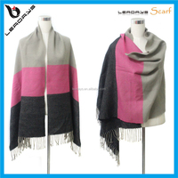 most popular plaid tartan cashmere feeling brand names of scarf