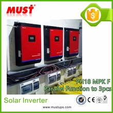 MUST Shenzhen Auto Parts 5KVA Inverter Circuit Diagram for Solar Off Grid