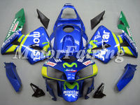 Fairing Kit For Honda 2004 CBR600RR 2003 F5 CBR 600RR 03 04 2003 2004 CBR600 RR 600RR 03 04 cbr 600 rr F5 movistar blue green