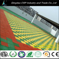 CSP Environment Friendly Colorful Safety Garage