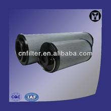 equivalent replacement high pressure element cartridge filter