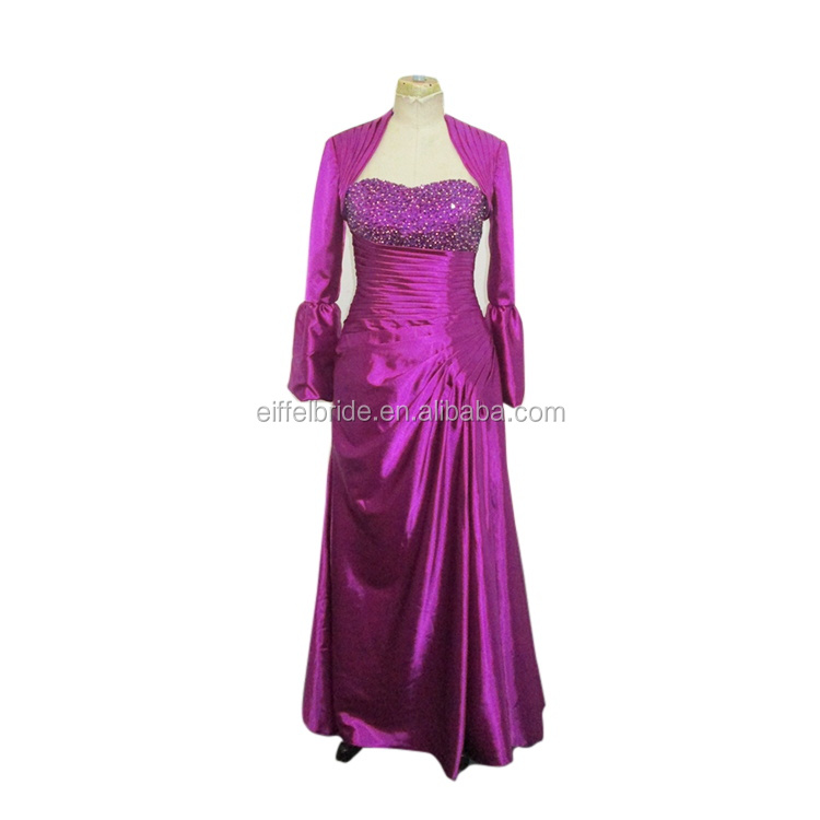 2017 China Manufacturer Customized Vintage Mother Of The Bride Dresses