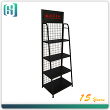 New retail showroom car accessories display rack HSX-S0007