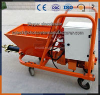 Accurate working simple structure low cost machine for plaster prices