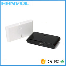 Factory main products! high safety abs mobile power bank from China