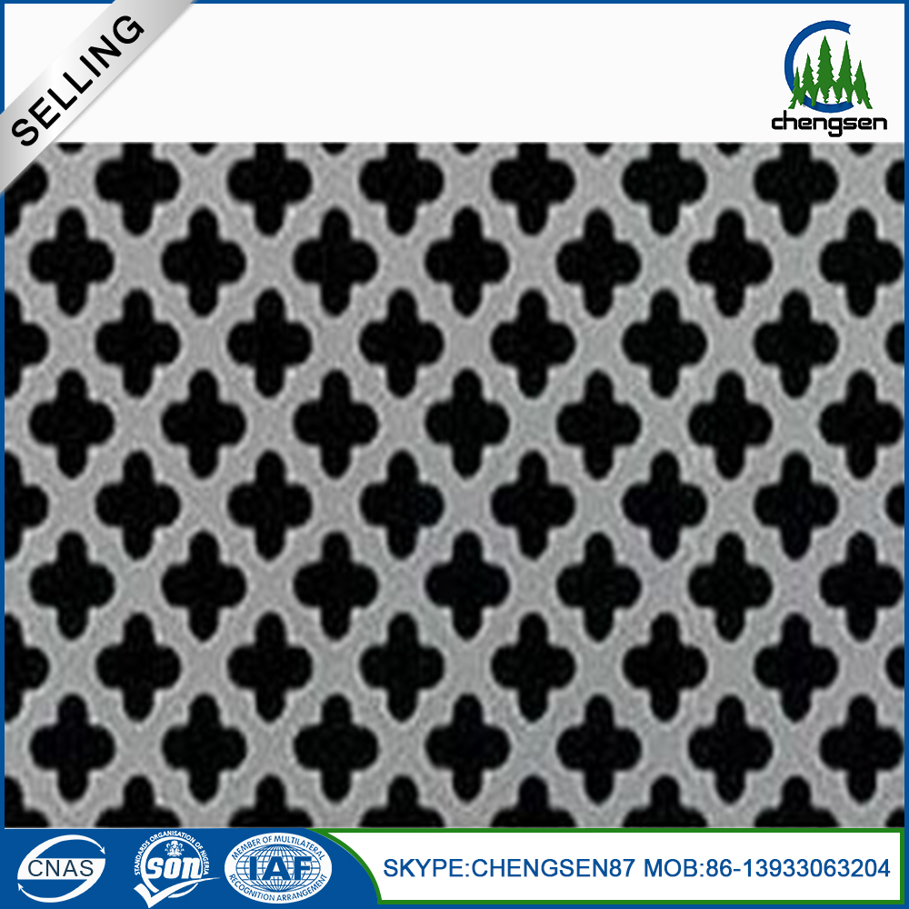 low price aluminum perforated metal sheet gutter mesh leaf guard