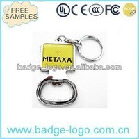 cheap bottle opener keychain wholesale