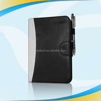 Hot Whosale newest latest design for samsung galaxy tab 2 7 inch tablet p3100 pu leather stand folio case cover