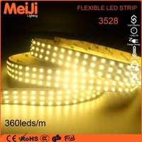 Hot sale factory price smd 3528 addressable 24v led rope light