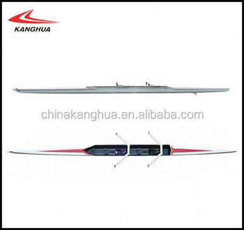 Carbon bow rigger/Aluminium wing rigger grade A++/A+/A/B/C fiberglass/carbon 2x rowing boat with customized design/colours/logo