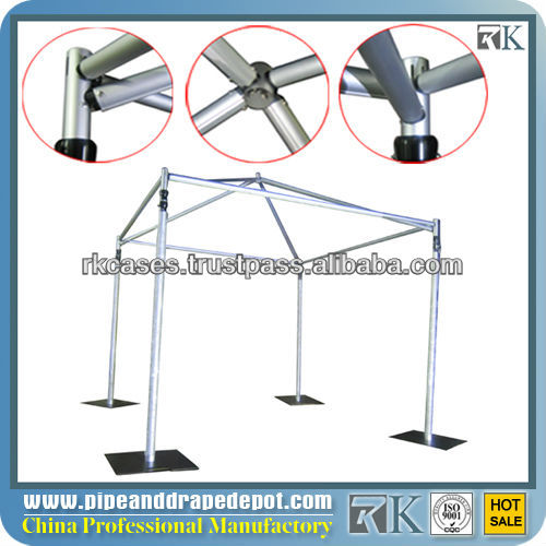 2013 HOT! New!Aluminum booth tent for Sale