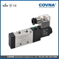 COVNA HK4A410 double acting 5/2 solenoid valve/air solenoid valve