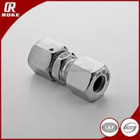 Carbon Steel Metric Thread Bite Type Hydraulic Tube Fitting From China Supplier