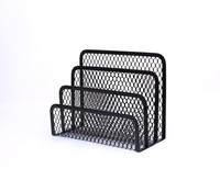 B8901S high quality new mesh office table metal message holder