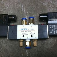 Door Pump Solenoid Valve For Yutong