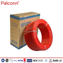 PEX Oxygen Barrier EVOH PEX-a PEX-b Pipes for Radiant Heating System same as Rehau