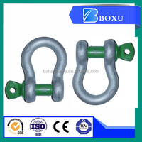 US TYPE BOW SHACKLE G 209