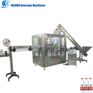 3000BPH Price Bottle Mineral Water Filling Line
