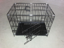 "18"" small metal rabbit cage animal cage"
