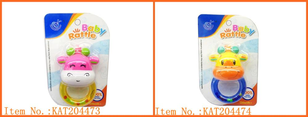 Hot Sale High Quality Baby Teether Hand Shakers Baby Rattle