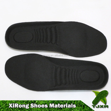 Full length super soft massage EVA poron insole for safety shoes