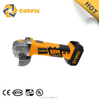 powertec cordless angle grinder power tools CF5002 new 2015