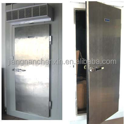insulated glass doors cold room