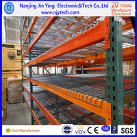 Teardrop pallet racking/Interlake Teardrop Pallet Rack/Selective Pallet Racking
