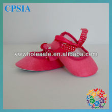 Wholesale Crib Shoes Colorful Cheap Soft Baby Shoes
