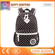 Factory Customize Bags Travel Girl Child Kids School Bag