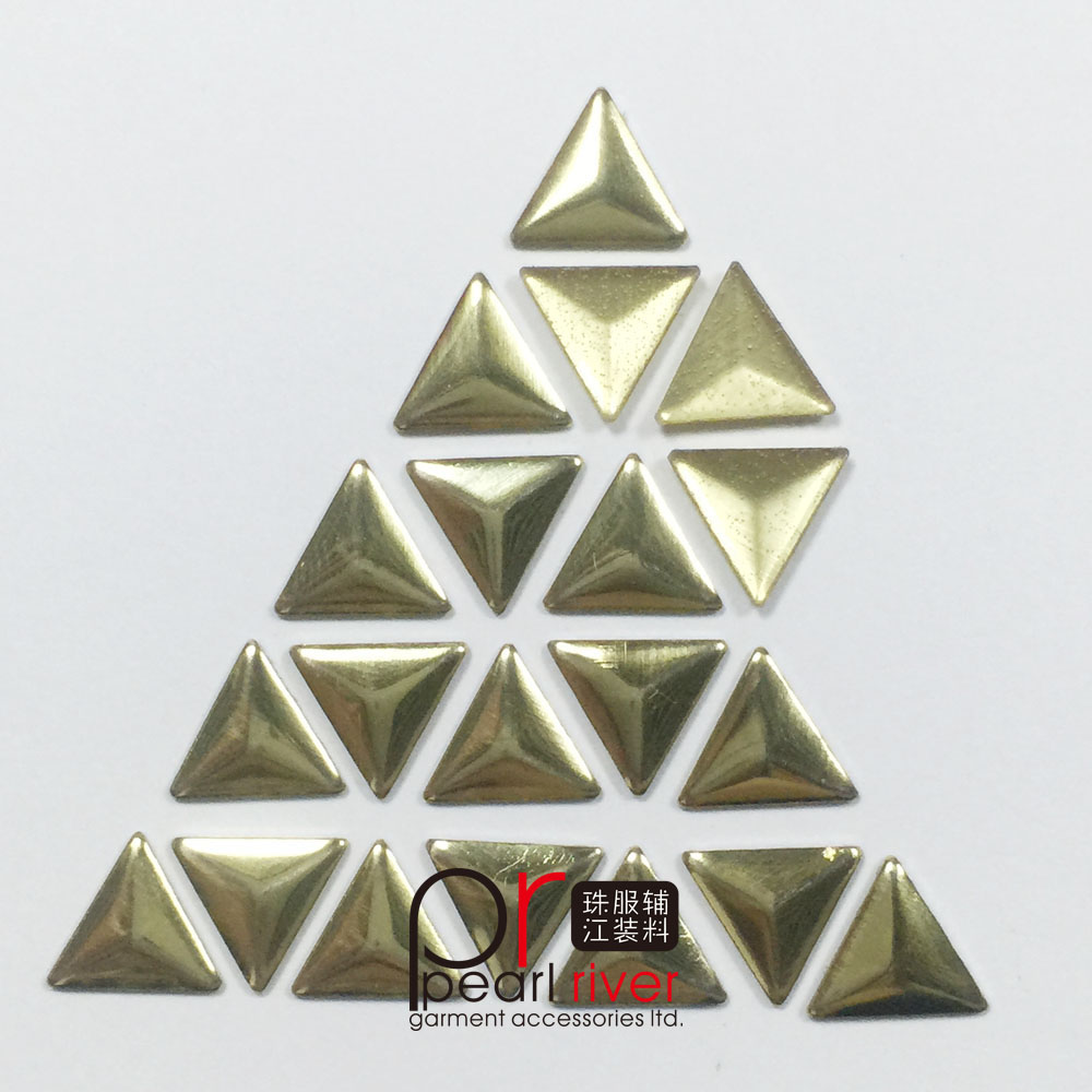 Hot convex hotfix for garment Nickel free Hotfix Metal studs iron on rhinestuds heat transfer rhinestone for garment