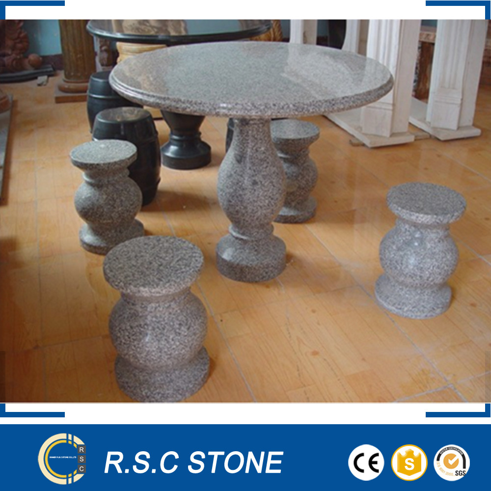 Chinese good quality marble dining table