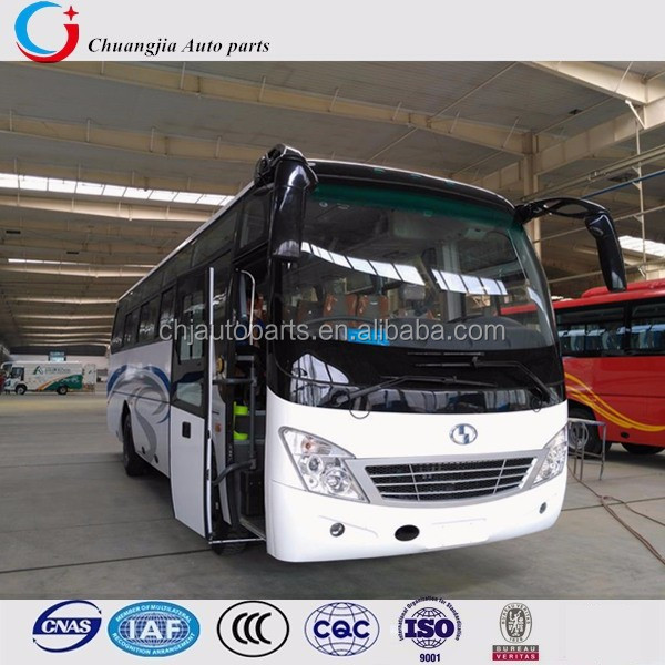 Left/Right Wheel Drive Front Engine Coach price of new bus in Africa
