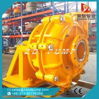 Heavy Efficiency High Head Centrifugal mineral Slurry Pump for coarse tailing