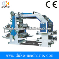 YT Series High Precision Best Sale 4 Color Flexographic Printing Machine
