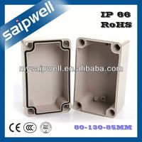 2014 80*130*85mm Knockout Junction Box