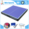 fold use small size kids pingpong tables