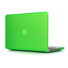 For Bright Breen Best Rubber coated Mac book Pro laptop Cover For Hard Shell Case For Macbook 'Air & Pro ''11'' ''13''