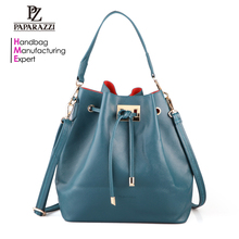 3948-Wholesale fashion design women buckle bag ladies shoulder bag 2016