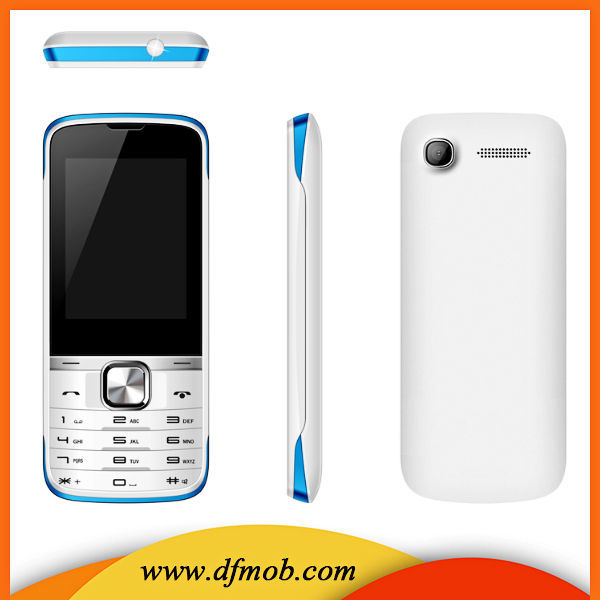 New Hot 2.4 Inch Screen GSM Bar Senior Mobile Phone G521
