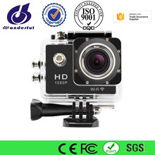 Factory best-selling Wifi 1080P Full HD Extreme Sports DV Action Camera Diving