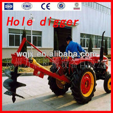 WANQI Earth hole digger,soil hole digger machine