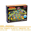 102pcs Funny Domino Building Game Kids