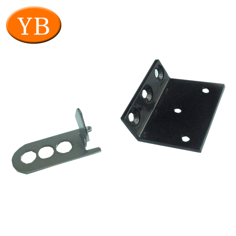 Customized Printing steel alloy sheet metal stamping parts