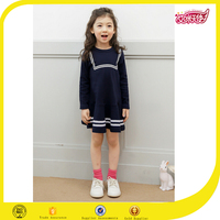 kids school uniforms,children girl navy dress kids fashion dresses pictures